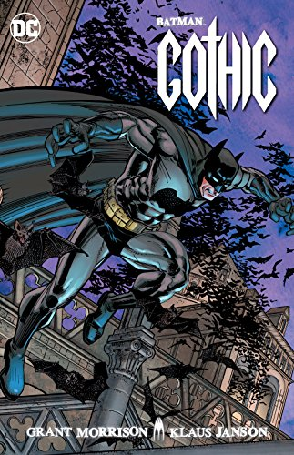 Compare Textbook Prices for Batman: Gothic New Edition New Edition ISBN 9781401278458 by Morrison, Grant,Janson, Klaus