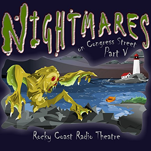 Couverture de Nightmares on Congress Street, Part V