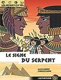 Les enfants du Nil, Tome 15 - Le signe du serpent