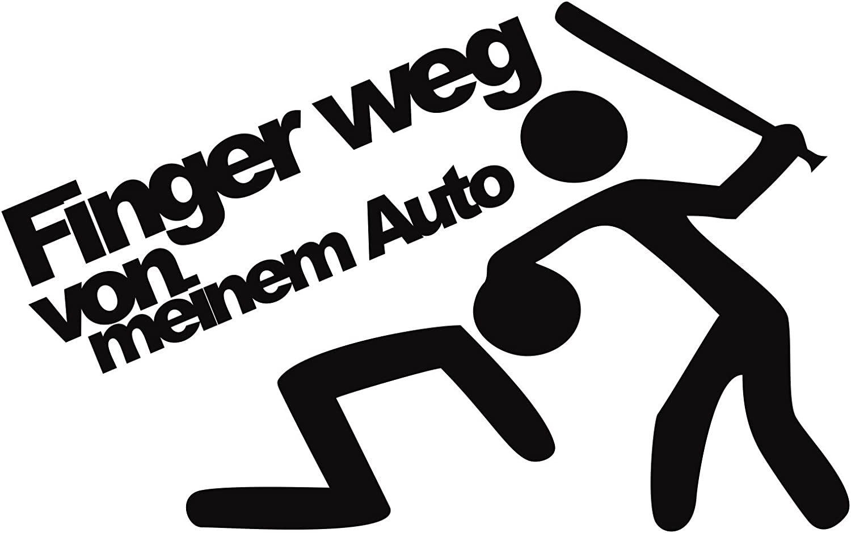 Finger Weg Von Meinem Auto Aufkleber Jdm Tuning Autoaufkleber Auto