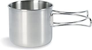 Tatonka Kubek Handle Mug 600, przezroczysty, 1 sztuka (1 sztuka)