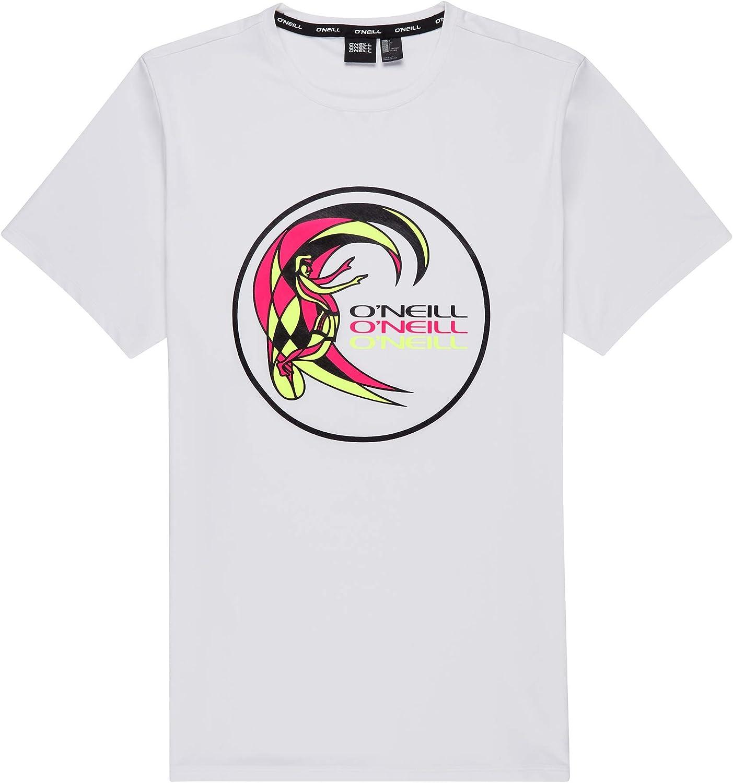 ONEILL Hm Archive-Hybrid Camiseta Manga Corta Hombre