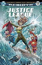 Justice League Rebirth 14 Flash tombe du côté obscur ! de Tom Defalco