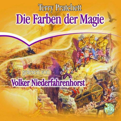 Die Farben der Magie audiobook cover art