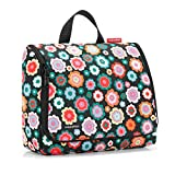 Reisenthel toiletbag XL Vanity, 28 cm, 4 liters, Multicolore (Happy Flowers)...