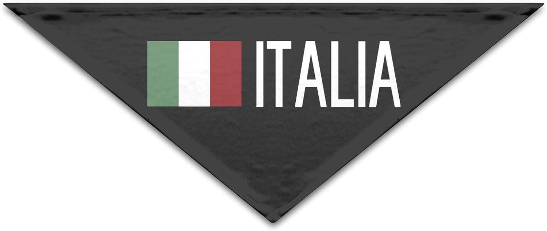 Italia Italy Italian Flag Bargain sale Cool Gift Birthday Fashion Bandanas Fu Outstanding