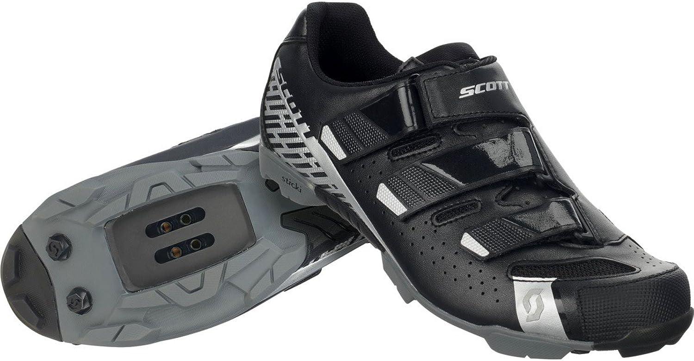 Scott 2017 Womens MTB Comp RS Lady Bike shoes - 251839 (Black Silver - 41)