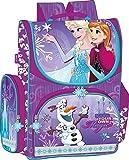 Disney Frozen Eiskönigin Schulranzen Mädchen 1 Klasse Tornister Schulrucksack Schultasche Set 5 Teilig Für Grundschule Super Leicht Unter 1 Kilo - 2
