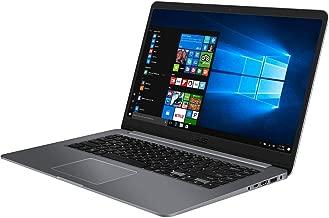 2019 Newest ASUS S510UN 15.6 Inch FHD Thin and Portable Laptop, Intel Core i7-8550U, NVIDIA GeForce MX150, 8GB DDR4 RAM, 512GB SSD, Backlit Keyboard, Narrow Bezel Design, Win 10