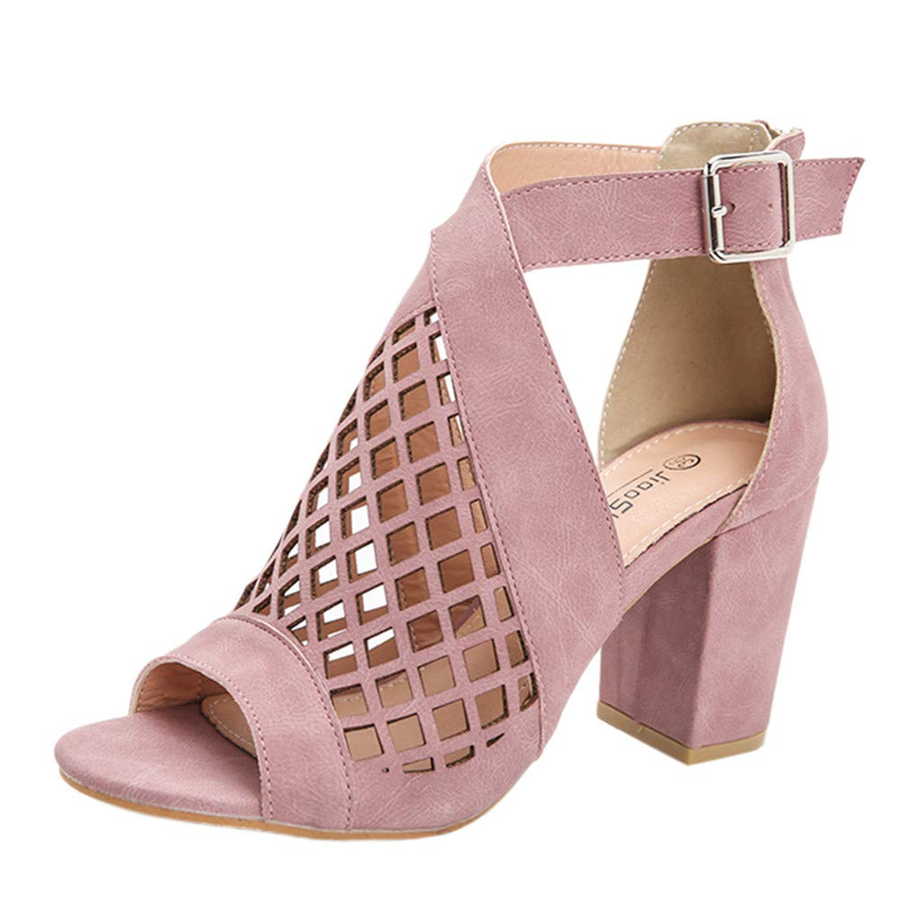 Summer Women Shoes High Heel Sandals