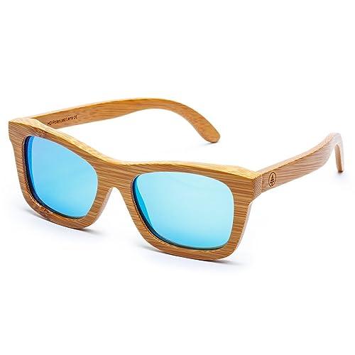 7f6cb45be426 Tree Tribe Bamboo Sunglasses - Polarized Original Floating Shades