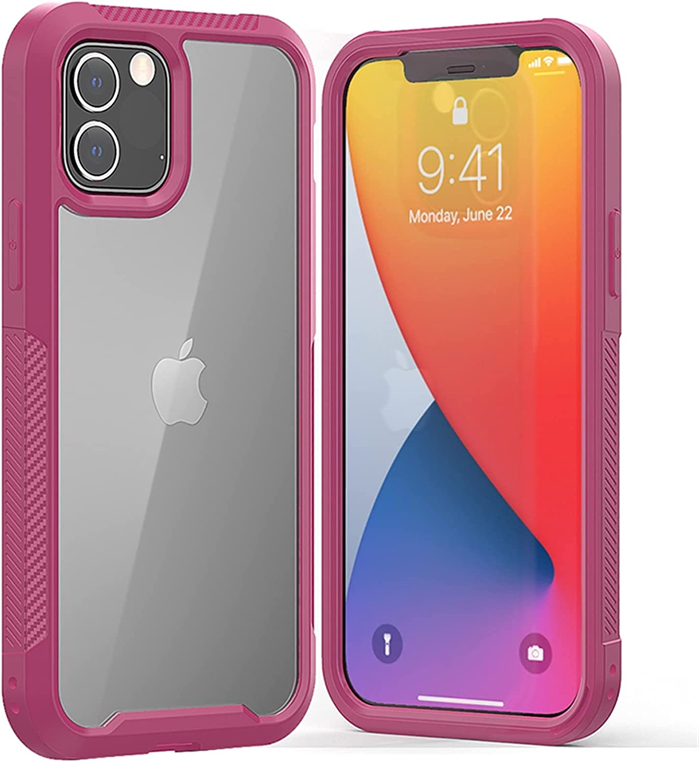 LRJBFC for Max 47% OFF iPhone 12 Mini 11Pro X Hyb Armor 1 2 XR in XS Fresno Mall