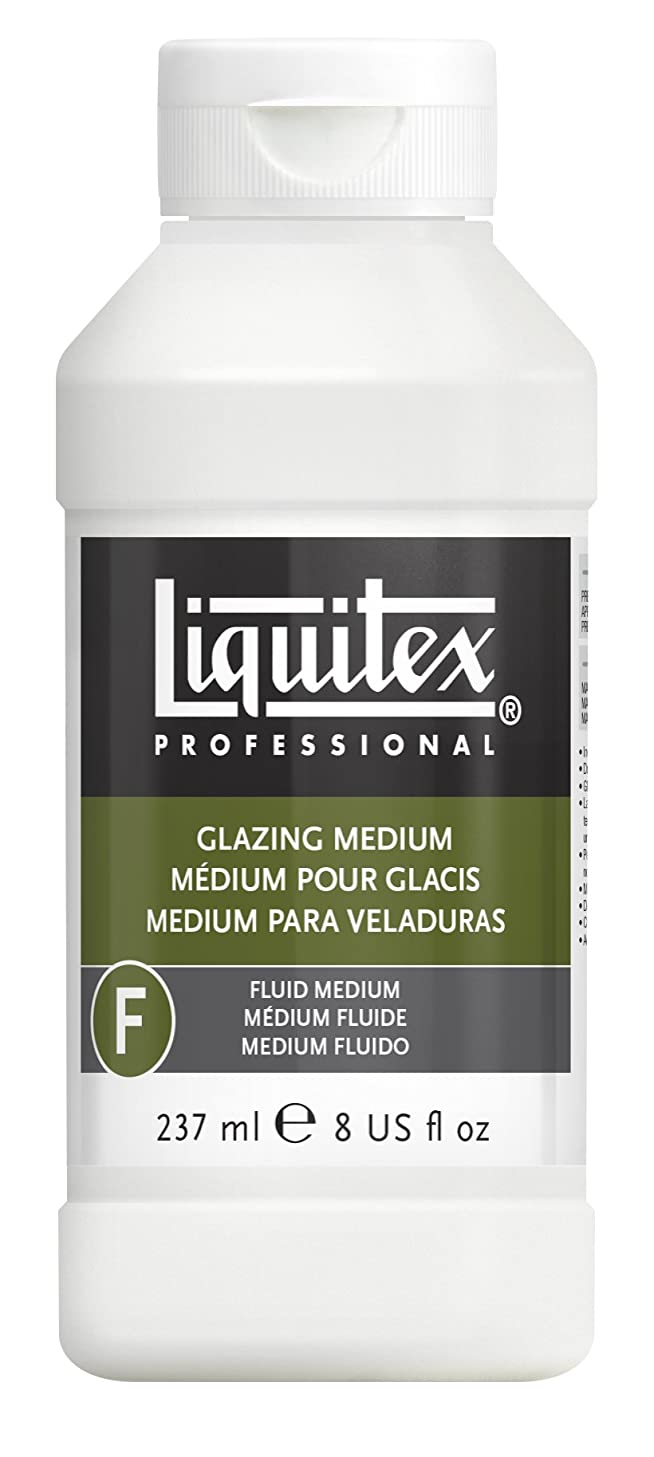 Liquitex Professional Glazing Fluid Medium, 8-oz