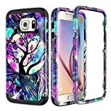 Best Galaxy S6 Cases - Lamcase for Galaxy S6 Case Shockproof Dual Layer Review