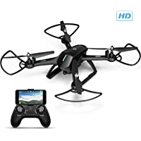 Amcrest A6-B Skyview Pro RC WiFi Drone with Camera