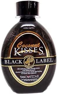 Ed Hardy Coconut Kisses Black Label Black DHA Skin Hydrating Bronze 13.5z