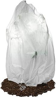 HaGa® antivries kap pak van 5 winterbescherming antivries 220cmx240cm wit