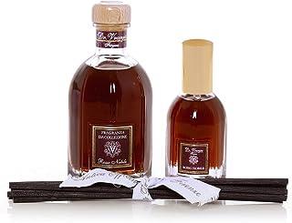 ドットールヴラニエス ロッソノービレ 100ml ボトル & 25ml ルームスプレー ギフトセット Dr Vranjes Rosso Nobile Gift BOX [並行輸入品]