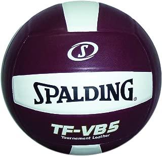 Spalding TF-VB5 Maroon/White