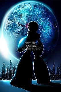 "PrimePoster - Mega Man X X2 X3 Art Poster Glossy Finish Made in USA Megaman Rockman - YEXT832 (24"" x 36"" (61cm x 91.5cm))"