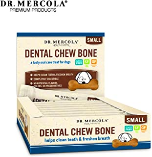 Dr. Mercola Dental Chew Bones for Dogs