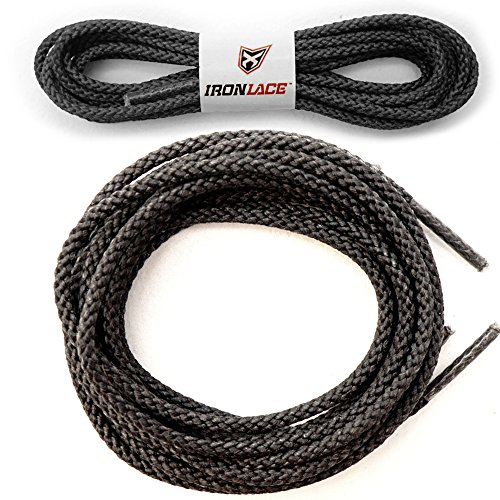 "Hiker Boot Commercial Heavy Duty Strength Shoelaces 3 Colors 36/"" 45/"" 54/"" 63/"" 72/"""