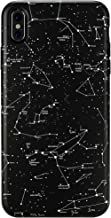 iPhone Xs MAX Case,GOLINK Matte Finish Space Series Slim-Fit Ultra-Thin Anti-Scratch Shock Proof Dust Proof Anti-Finger Print TPU Gel Case for iPhone Xs MAX 6.5 inch(Stars)