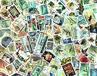 Canada Stamp Collection - 500 Different Stamps