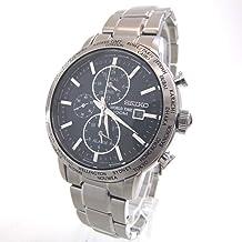 (セイコー)SEIKO SPL049P1 ワールドタイム 腕時計 145.2g ステンレススチール メンズ 中古