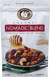 Southern Style Nuts Gourmet Nomadic Blend Nut Mix, 4 Ounce - 6 per case.