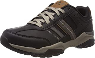 Amazon.es: skechers relaxed fit - Negro