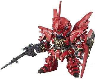 BANDAI SPIRITS SD Gundam EX Standard Mobile Suit Gundam UC Sinanju Color-Coded pre-Plastic