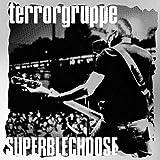 Superblechdose von Terrorgruppe