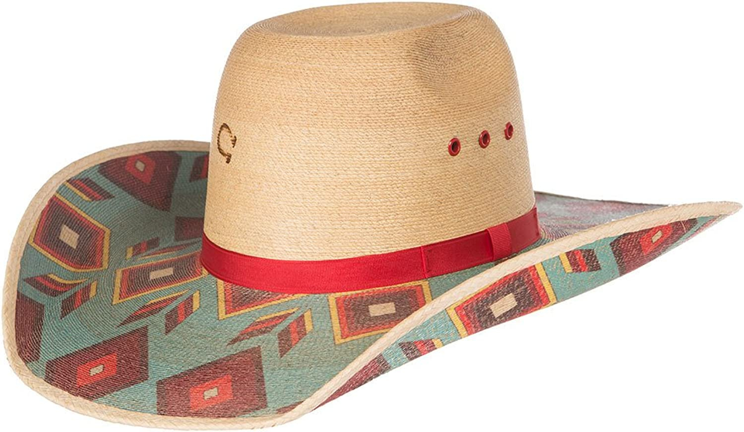 Charlie 1 Horse Cowgirl Outlaw Palm Leaf Ladies Cowboy Hat