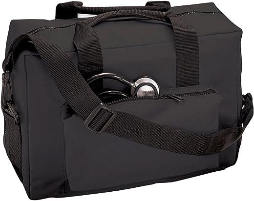 ADC - 1024BK 1024 Nurse/Physician Nylon Medical Equipment Instrument Bag, Black