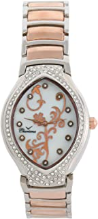 Charisma Casual Watch for Women, Stainless SteelBand, C6526D