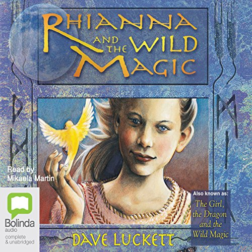 Rhianna and the Wild Magic audiobook cover art