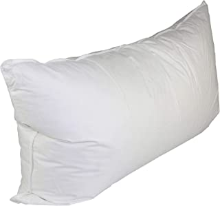 Pillowtex Triple Core White Duck Down and Feather King Size Pillow