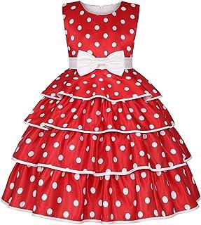 Cichic Girls Party Dress Princess Dress for Girls Formal Dresses Elegant Baby Girls Dress Age 0-10 Years