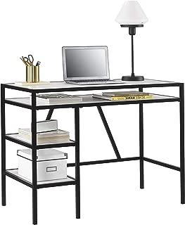 Nоvоgrаtz Deluxe Premium Collection Home Weston Computer Desk Ivory Pine Decor Comfy Living Furniture