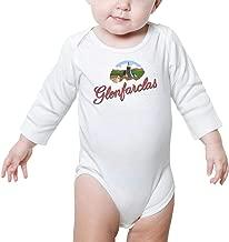 Heart Wolf Newborn 100% Cotton Long Sleeve One-Piece Bodysuits Soft Baby Onesies Jumpsuits Cozy Short-Sleeve Bodysuit