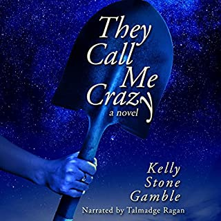 They Call Me Crazy audiobook cover art