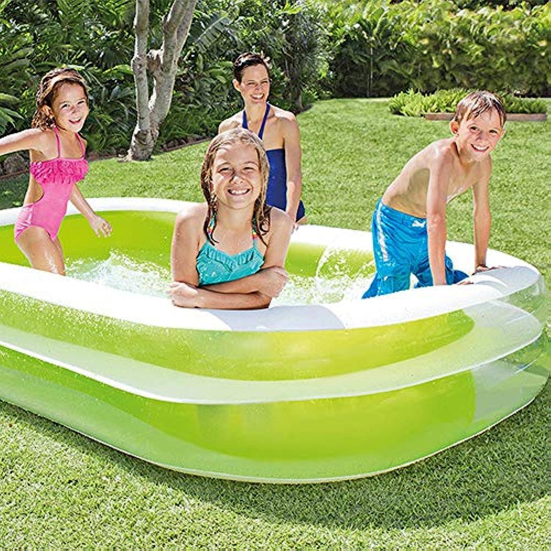 Swimming pool Aufblasbare Pools Familienheim-Planschbecken-Baby-starker Kinderwasser-Park Der Aufblasbaren Kinder