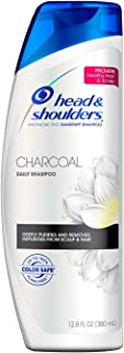 Head and Shoulders Charcoal Daily Shampoo 12.8 fl oz, pack of 1