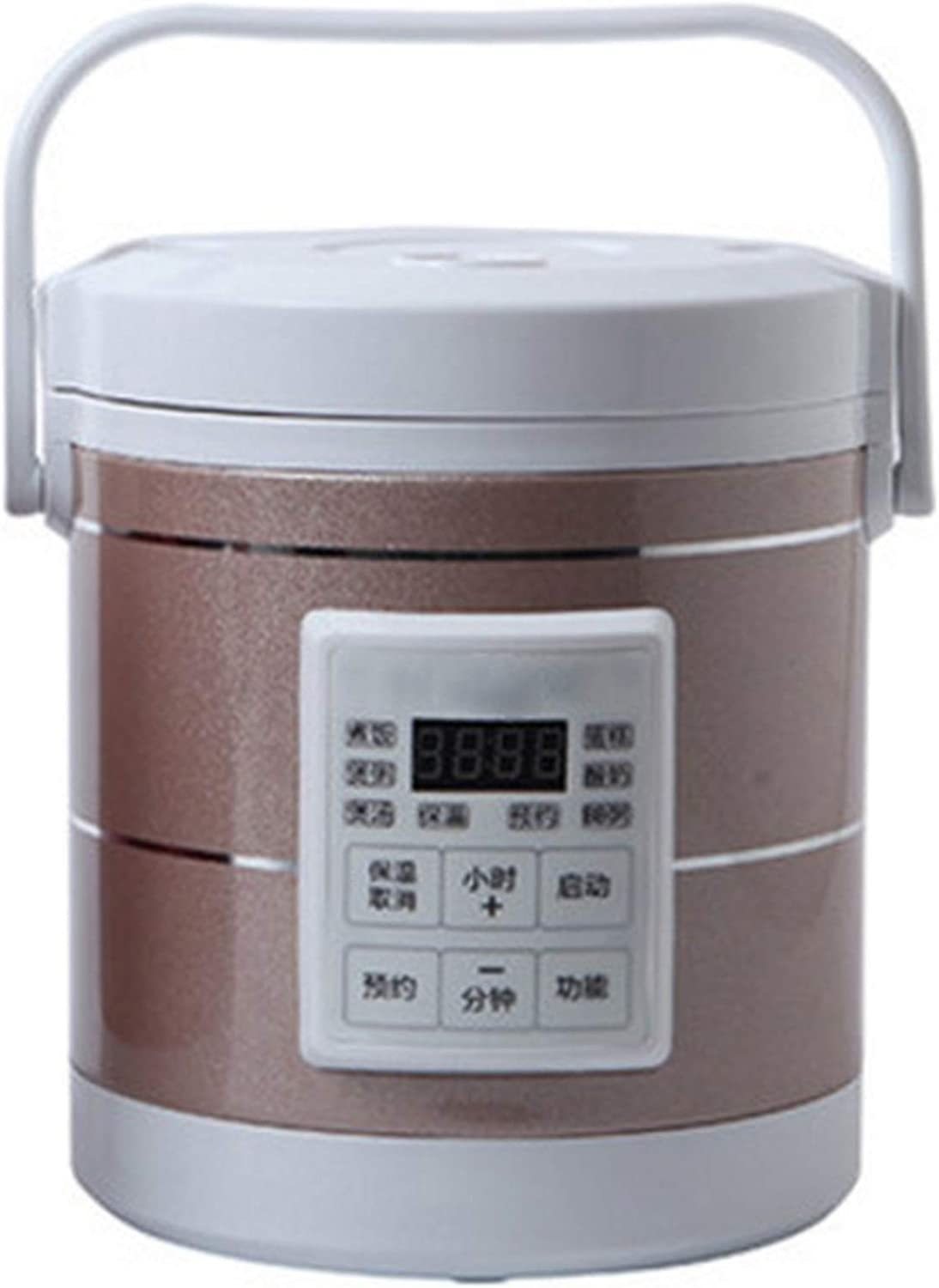 ZYQDRZ Car Electric Max 88% OFF Rice Cooker Outlet sale feature and 12-24V Small Large Tru