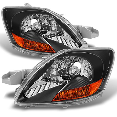 Toyota Yaris Headlights: Amazon com