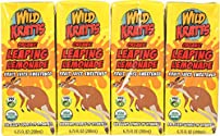 Wild Kratts, Organic Leaping Lemonade, 8 Pack