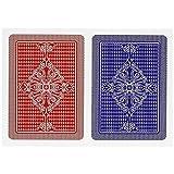 Dal Negro 20005–Rommé S. Siro doppelt, Spielkarten