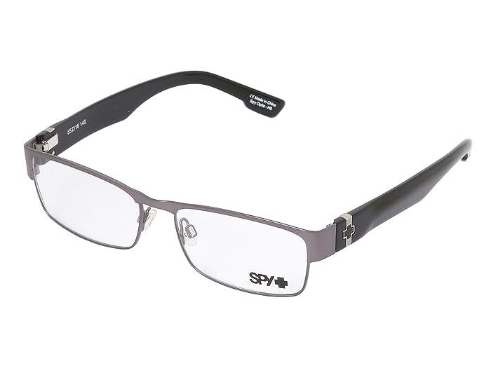 Spy Optic Trenton (Gunmetal/Black) Sport Sunglasses