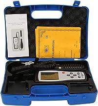 Zouminyy AS847 Termómetro digital Higrómetro Medidor de temperatura de humedad Sensor medidor